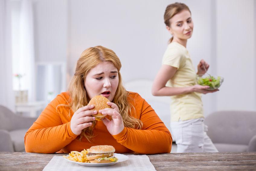 Anhörig till bulimiker