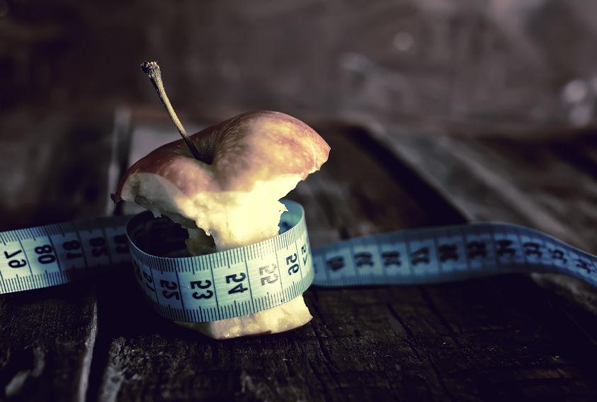 Depression viktminskning
