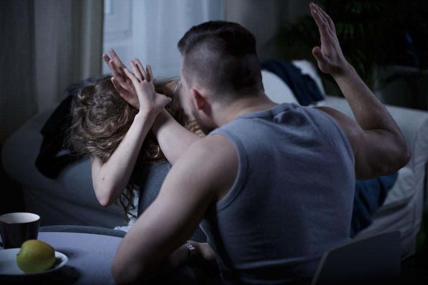 Våld i relationen