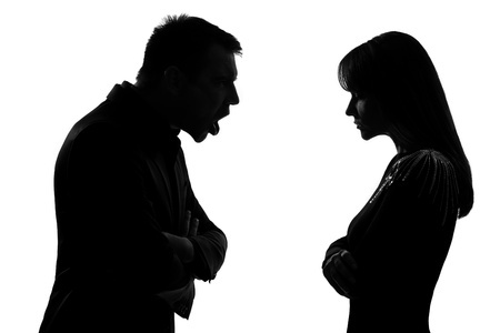 Verbal misshandel