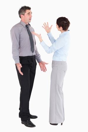 Passiv aggressiv relation