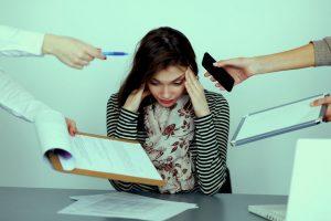 Stress som orsak till ohälsa
