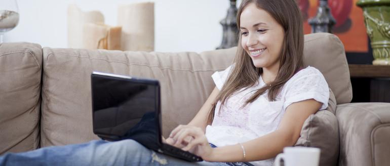 Samtala via Skype och chatta med psykolog